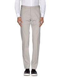 Mauro Grifoni Trousers Casual Trousers Men Light Grey