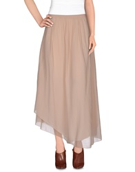 Almeria 3 4 Length Skirts