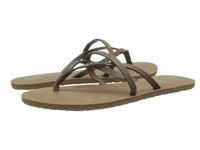 Volcom All Night Long 2 Brown Women's Sandals
