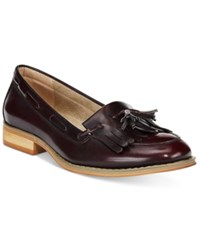 Wanted Charlie Kiltie Fringe Loafers Women's Shoes