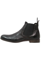 Sneaky Steve Cumberland Boots Charcoal Black
