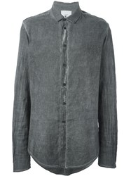 Lost And Found Rooms Long Sleeve Shirt Grey