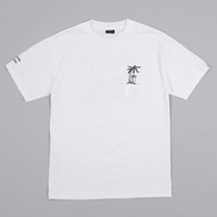Doomsday Trouble In Paradise T Shirt White