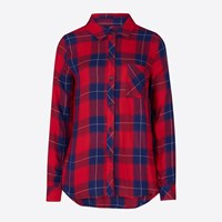 Rails Cranberry Hunter Shirt