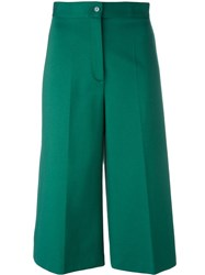 M Missoni Tailored Long Shorts Green