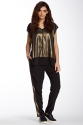 Dkny Jeans Crepe Track Pant