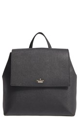 Kate Spade New York 'Cameron Street Neema' Leather Backpack Black