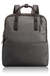 Tumi 'Sinclair Olivia' Convertible Backpack Grey Earl Grey