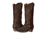 Old Gringo Choctaw Chocolate Cowboy Boots Brown