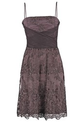Esprit Collection Cocktail Dress Party Dress Taupe