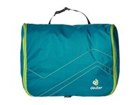 Deuter Wash Center Lite Ii Petrol Kiwi Backpack Bags Blue