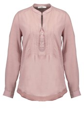 0039 Italy Bailey Blouse Rose