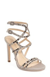 Imagine By Vince Camuto Women's Imagine Vince Camuto 'Gem' Embellished Strappy Sandal 4 1 2' Heel