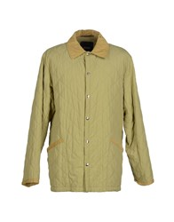 Husky Coats And Jackets Jackets Men Light Green