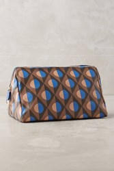 Anthropologie Dessau Clutch Blue