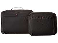 Victorinox Packing Cubes Set Of 2 Black Wallet