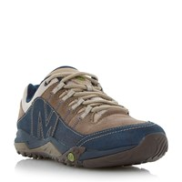 Merrell Helixer Evo Suede Ghilly Lace Trainers Navy