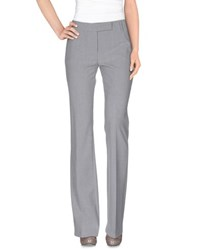 Peserico Sign Trousers Casual Trousers Women Light Grey