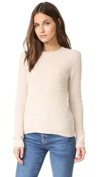 Club Monaco Torela Cashmere Sweater Light Oatmeal