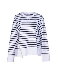 Dondup Topwear Sweatshirts Women White