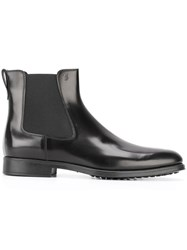 Tod's Chelsea Boots Black