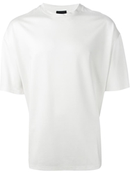 Lanvin Loose T Shirt White