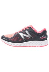 New Balance Wzantbp2 Neutral Running Shoes Black Pink