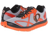 Pearl Izumi Em Road N2 V3 Silver Red Orange Men's Running Shoes