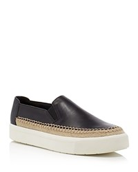 Vince Bates Slip On Sneakers Compre At 250 Black
