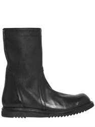 Rick Owens Creeper Leather Boots