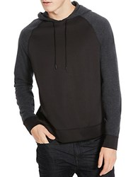 Kenneth Cole Contrast Hoodie