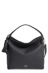 Kate Spade New York 'Orchard Street Small Natalya' Pebbled Leather Hobo Bag
