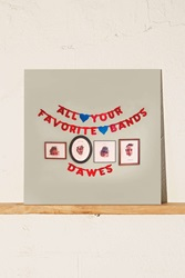 Urban Outfitters Dawes All Your Favorite Bands Lp Black