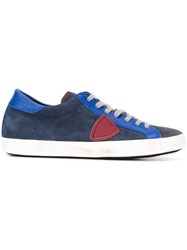 Philippe Model 'Classic' Sneakers Blue