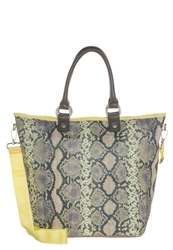 George Gina And Lucy Hopper Tote Bag The Goldie Snake Rose