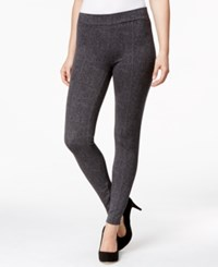 Styleandco. Style And Co. Petite Snake Print Ponte Leggings Only At Macy's