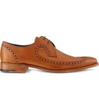 Barker Woody Wingcap Derby Shoes Black