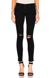 Ag Adriano Goldschmied Leggings Ankle In Black