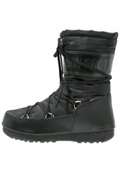 Moon Boot Winter Boots Black