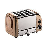 Dualit Classic Toaster Copper 4 Slot