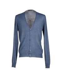 Bellwood Knitwear Cardigans Men Grey