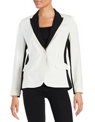 Ivanka Trump Colorblocked Blazer