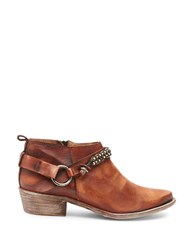 Matisse Prescott Ultra Low Ankle Boots Rust