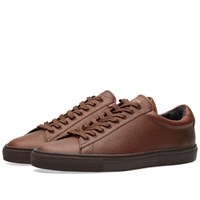Zespa X Charles F. Stead Zsp4 Sneaker Brown