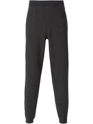 T By Alexander Wang Fleece Track Pants Grey