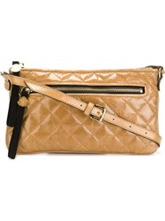 Moncler Quilted Crossbody Bag Nude And Neutrals