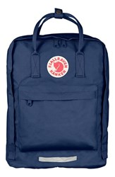 Fjall Raven Fjallraven 'Big Kanken' Water Resistant Backpack Blue Royal Blue