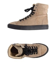 Silent Damir Doma High Tops And Trainers Beige