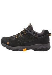 Jack Wolfskin Mtn Attack 5 Texapore Hiking Shoes Burly Yellow Black
