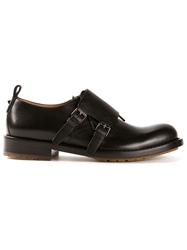 Valentino Garavani 'Rockstud' Monk Shoes Black